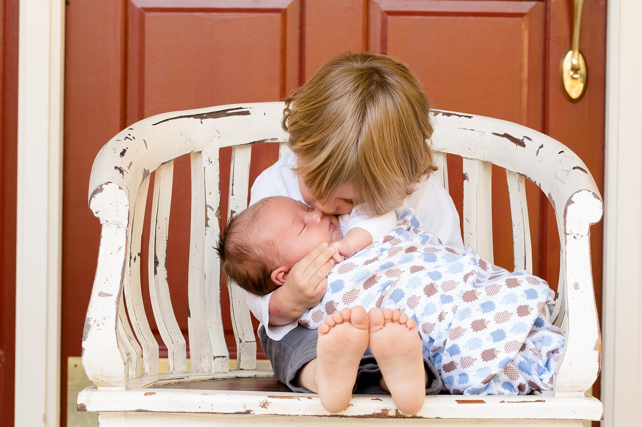 První domov pro vaše miminko