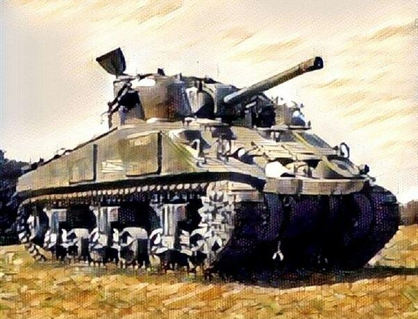Pohádka o tanku