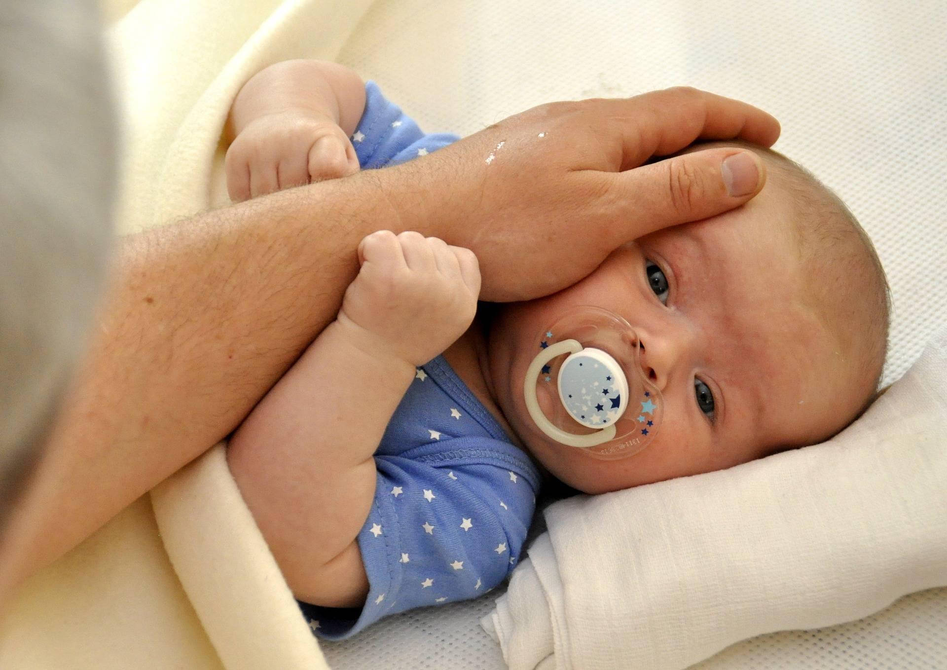 Výživa miminka